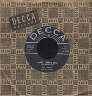 """Bill Haley and His Comets Vinyl 7"""" (Used)"""