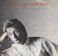 "Huey Lewis & the News Vinyl 7"" (Used)"