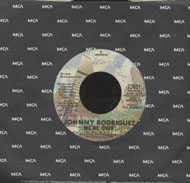 "Johnny Rodriguez Vinyl 7"" (Used)"