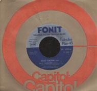 """Bola Sete e Seu Conjunto Brasileiro Vinyl 7"""" (Used)"""