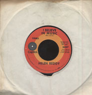 "Helen Reddy Vinyl 7"" (Used)"