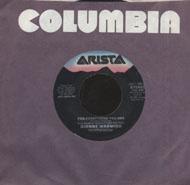 "Dionne Warwick / Dionne & Kashif Vinyl 7"" (Used)"