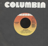 """Warrant Vinyl 7"""" (Used)"""