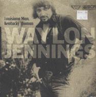 """Waylon Jennings Vinyl 7"""" (New)"""