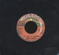 "Rare Earth Vinyl 7"" (Used)"