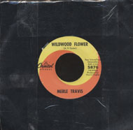 "Merle Travis Vinyl 7"" (Used)"