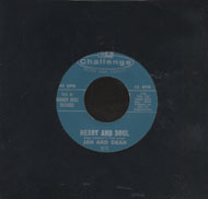 "Jan and Dean Vinyl 7"" (Used)"