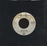 """Seawind Vinyl 7"""" (Used)"""