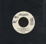 "Sinead O'Connor Vinyl 7"" (Used)"