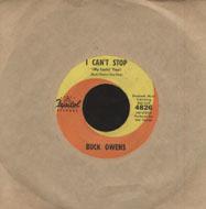 """Buck Owens Vinyl 7"""" (Used)"""