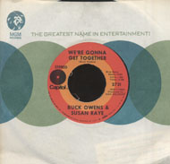 "Buck Owens Vinyl 7"" (Used)"