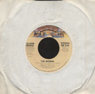 "Village People Vinyl 7"" (Used)"