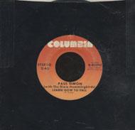 "Paul Simon Vinyl 7"" (Used)"