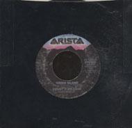 """Kenny G & Kashif Vinyl 7"""" (Used)"""