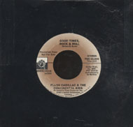"""Flash Cadillac & the Continental Kids Vinyl 7"""" (Used)"""