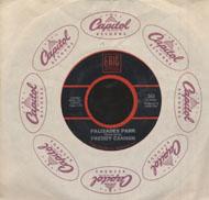 """Freddy Cannon Vinyl 7"""" (Used)"""