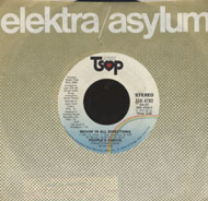 """Peoples Choice Vinyl 7"""" (Used)"""