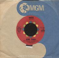 """Gino Paoli Vinyl 7"""" (Used)"""