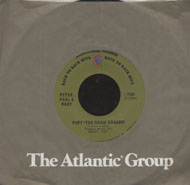 "Peter, Paul & Mary Vinyl 7"" (Used)"
