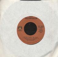 "Kris Kristofferson Vinyl 7"" (Used)"