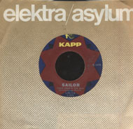 """Lolita Vinyl 7"""" (Used)"""