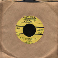 """Tito Puente, King of the Cha Cha Mambo and His Orchestra Vinyl 7"""" (Used)"""