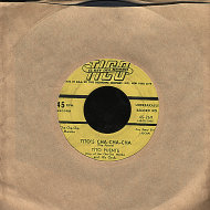 """Tito Puente, King of the Cha Cha Mambo and His Orch. Vinyl 7"""" (Used)"""