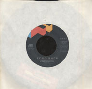 "Foreigner Vinyl 7"" (Used)"