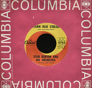 """Stan Kenton and his Orchestra - Introducing Jean Turner Vinyl 7"""" (Used)"""