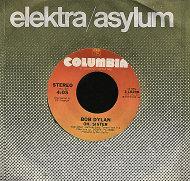"Bob Dylan Vinyl 7"" (Used)"