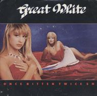 "Great White Vinyl 7"" (Used)"