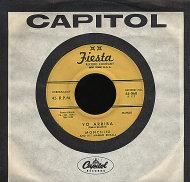 "Monchito and his Mambo Royals Vinyl 7"" (Used)"