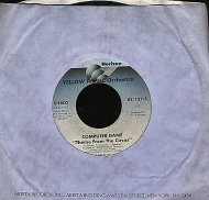 "Yellow Magic Orchestra Vinyl 7"" (Used)"