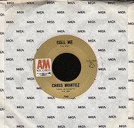"""Chris Montez Vinyl 7"""" (Used)"""