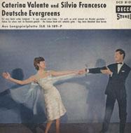 "Caterina Valente und Silvio Francesco Vinyl 7"" (Used)"