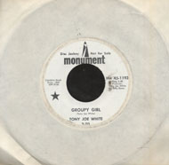 "Tony Joe White Vinyl 7"" (Used)"