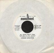 "Charles Aznavour Vinyl 7"" (Used)"