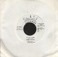 """Bobby Fulton Vinyl 7"""" (Used)"""