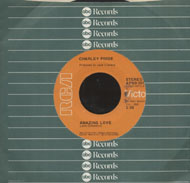 """Charley Pride Vinyl 7"""" (Used)"""