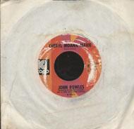 """John Rowles Vinyl 7"""" (Used)"""