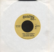 "Francis Craig Vinyl 7"" (Used)"