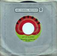 "Creedence Clearwater Revival Vinyl 7"" (Used)"