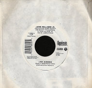 "Hank Williams Jr. Vinyl 7"" (Used)"