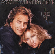 "Barbra Streisand / Don Johnson Vinyl 7"" (Used)"