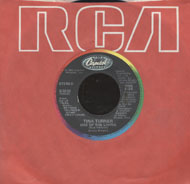 "Tina Turner Vinyl 7"" (Used)"