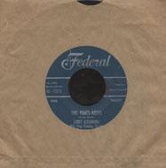 """Lorez Alexandria with King Fleming Sextet Vinyl 7"""" (Used)"""