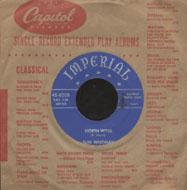 "Slim Whitman Vinyl 7"" (Used)"