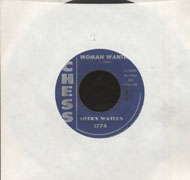 "Muddy Waters Vinyl 7"" (Used)"