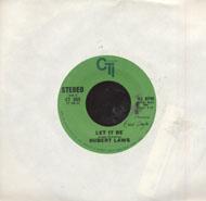 """Hubert Laws Vinyl 7"""" (Used)"""