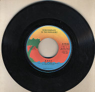 "Bob Marley and the Wailers Vinyl 7"" (Used)"
